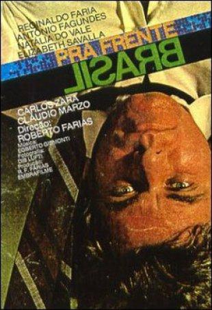 Capa do filme: Pra Frente, Brasil