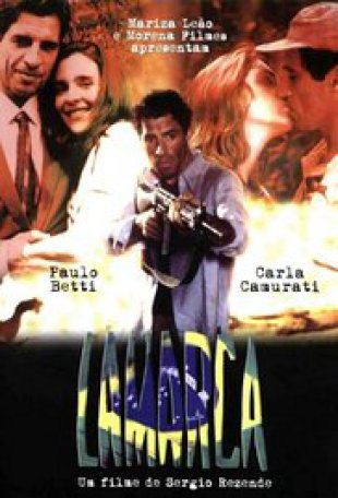 Capa do filme: Lamarca