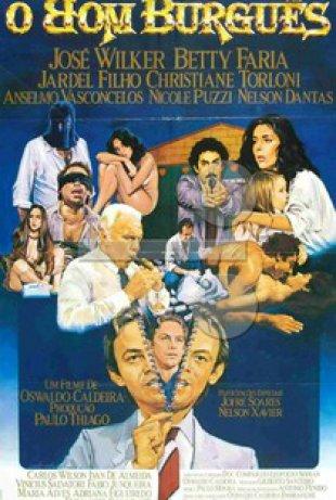 Capa do filme: O Bom Burguês