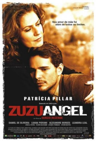 Capa do filme: Zuzu Angel
