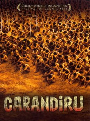 Capa do filme: Carandiru
