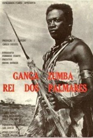 Capa do filme: Ganga Zumba