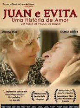 Capa do filme: Juan e Evita, Uma História de Amor