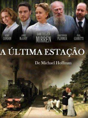 Capa do filme: A Última Estação