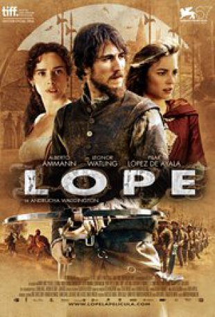 Capa do filme: Lope