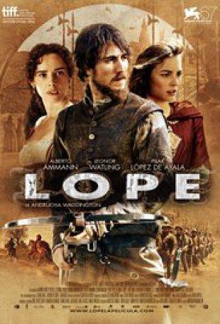 Capa do filme Lope (2010)