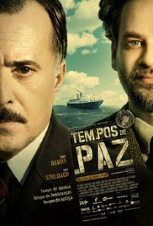 Capa do filme: Tempos de Paz