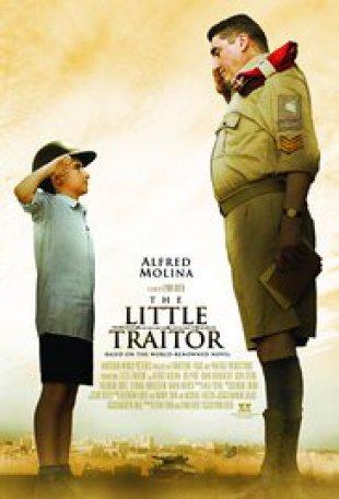 Capa do filme: O Pequeno Traidor