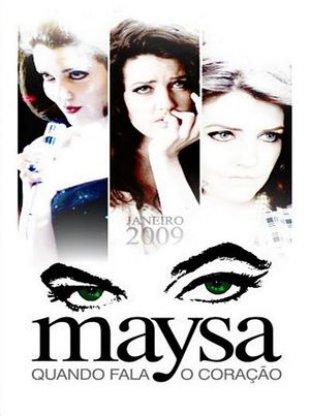 Capa do filme: Maysa - Quando fala o coração