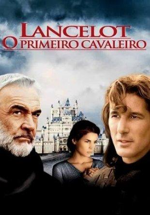 Capa do filme: Lancelot, o Primeiro Cavaleiro