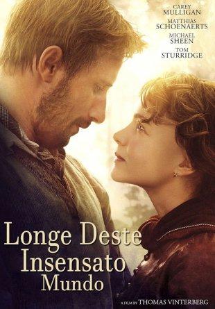 Capa do filme: Longe Deste Insensato Mundo