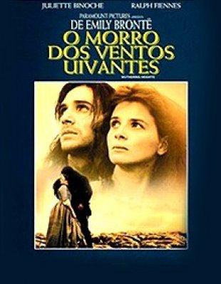 Capa do filme: O Morro dos Ventos Uivantes