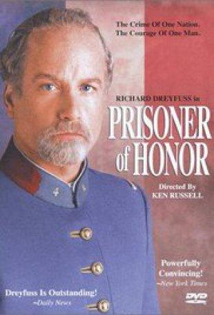 Capa do filme: Prisioneiros da Honra