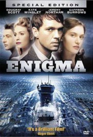 Capa do filme: Enigma
