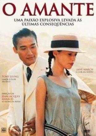Capa do filme: O Amante