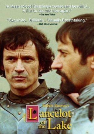 Capa do filme: Lancelot do Lago