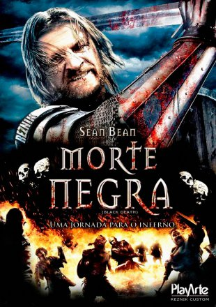 Capa do filme: Morte Negra
