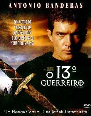 Capa do filme: O 13º Guerreiro