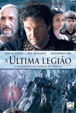 Capa do filme: A Última Legião