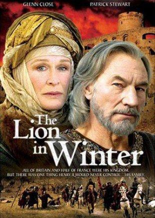 Capa do filme: O Leão no Inverno