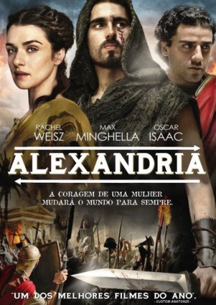 Capa do filme: Alexandria