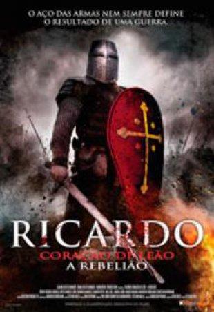 Capa do filme: Ricardo Coração de Leão: A Rebelião