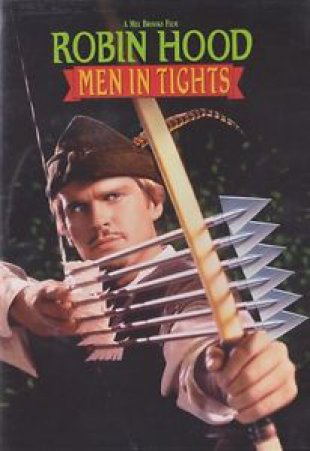 Capa do filme: Robin Hood: Heróis em Collants