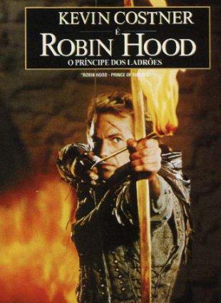 Capa do filme: Robin Hood: O Príncipe dos Ladrões