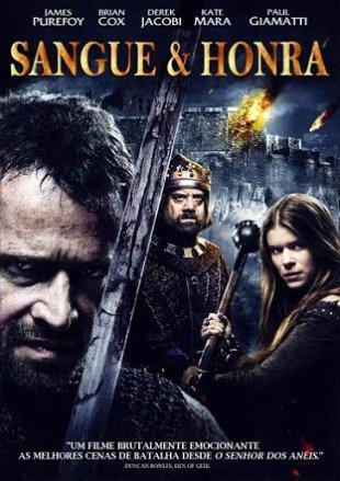 Capa do filme: Sangue e Honra