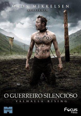 Capa do filme: O Guerreiro Silencioso