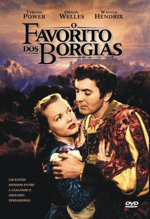 Capa do filme: O Favorito dos Bórgias
