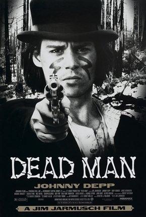 Capa do filme: Homem Morto