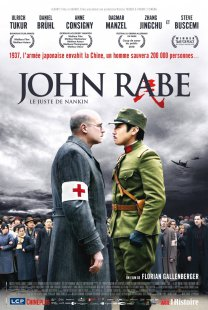 Capa do filme: John Rabe