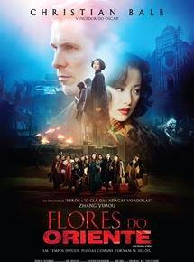 Capa do filme: Flores do Oriente