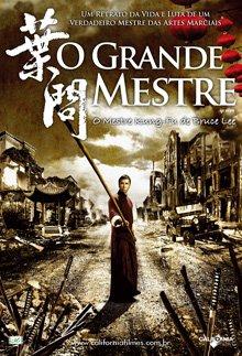 Capa do filme: O Grande Mestre