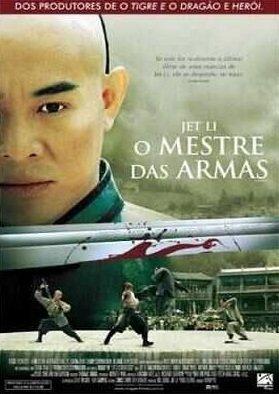 Capa do filme: O Mestre das Armas