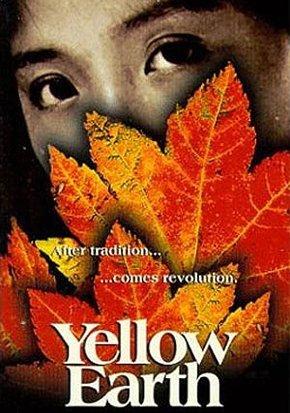 Capa do filme: Terra Amarela