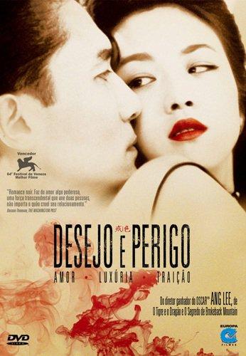 Capa do filme: Desejo e perigo