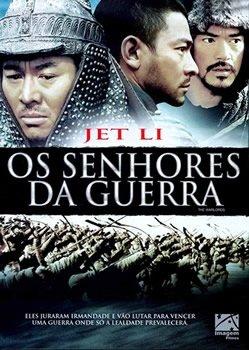 Capa do filme: Os Senhores da Guerra