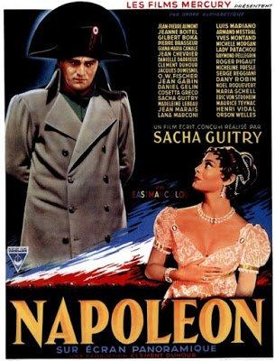 Capa do filme: Napoleão