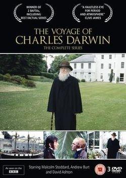 Capa do filme: A viagem de Charles Darwin