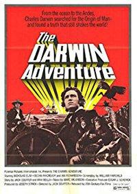 Capa do filme: As aventuras de Charles Darwin