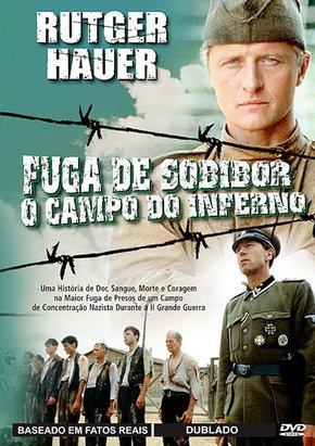 Capa do filme: Fuga de Sobibor
