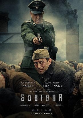 Capa do filme: Sobibor