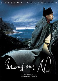 Capa do filme: Monsieur N.