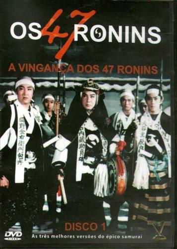 Capa do filme: A Vingança dos 47 Ronins