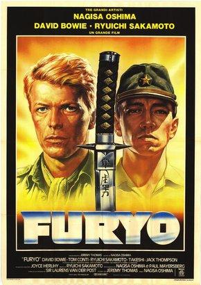 Capa do filme: Furyo: Em Nome da Honra
