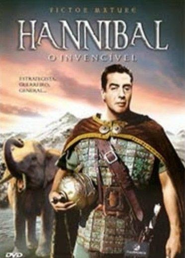 Capa do filme: Hannibal, o Invencível
