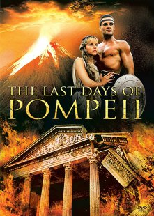 Capa do filme: Os Últimos Dias de Pompéia