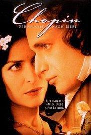 Capa do filme: Chopin - O desejo de amor